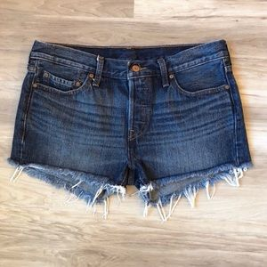 Levi's Midrise Cutoff Shorts